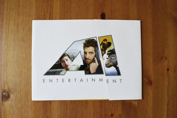 IE Entertainment / Line Up Brochure / 2011