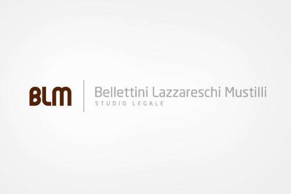 BLM studio legale / logo & corporate identity / 2010
