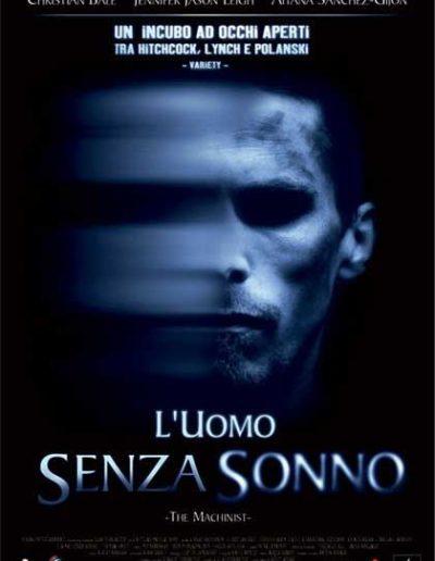 L Uomo senza sonno (2004) / it artwork / Nexo