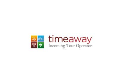 Timeaway / corporate identity / 2017