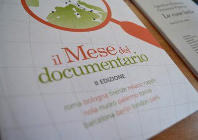 il mese del documentario (2015) / artwork / Doc/it - Assocaizione Documentaristi Italiani