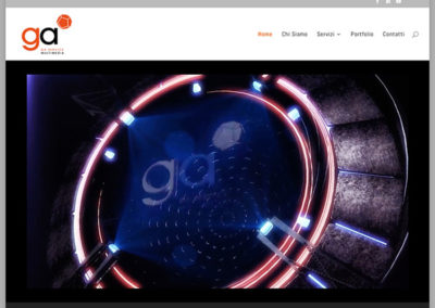 GA service / web design