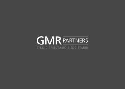 GMR / logo design
