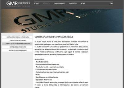 GMR / web design