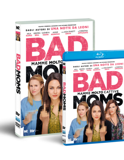Bad Moms (2016) / home video / M2 Pictures