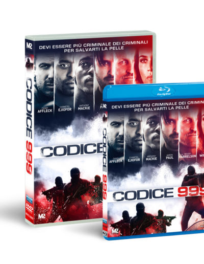 Codice 999 (2016) / home video /  M2 Pictures