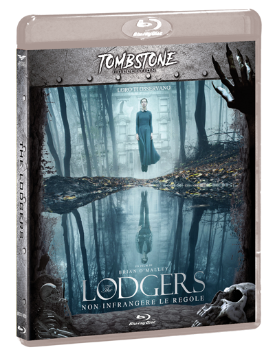 The Lodgers (2018) / Home video / M2 Pictures