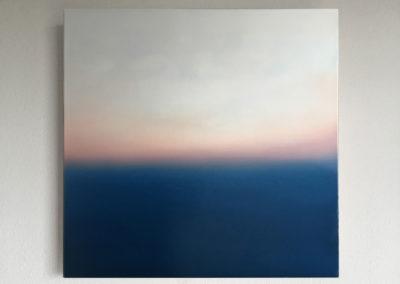 G#116 2018 oil on canvas 60x60cm