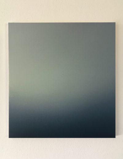 G#145-2019 55x50cm oil on canvas