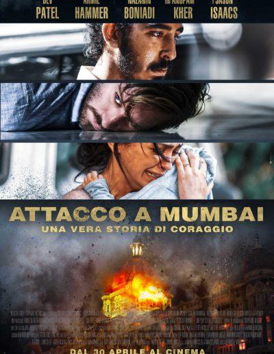 Attacco a Mumbai (2019) / artwork / M2 Pictures