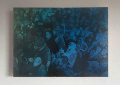 Ravers-2019 80x110cm oil on canvas