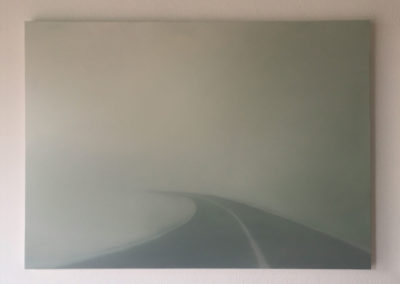 T#128 2018 oil on canvas 80x110cm
