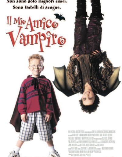 Il Mio amico vampiro (2002) / Artwork / Nexo