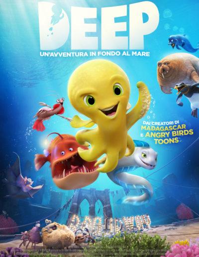 Deep, un avventura.. / localization / M2 Pictures / 2019