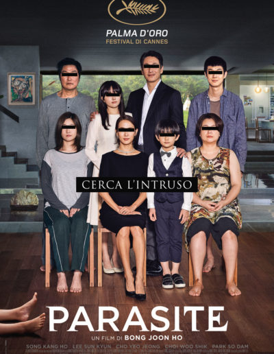 Parasite / localization / Academy Two / 2019