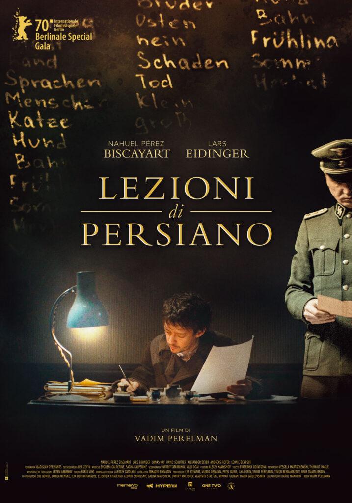 Lezioni di Persiano (2020) Academy Two
