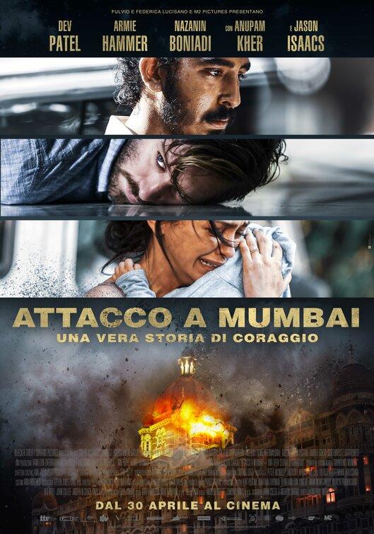 Attacco a Mumbai (Hotel Mumbay) 2018 / M2 Pictures