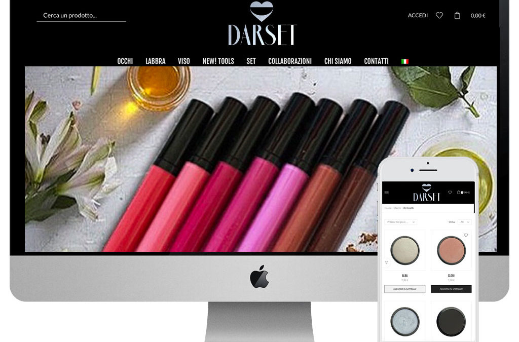Darset cosmetics