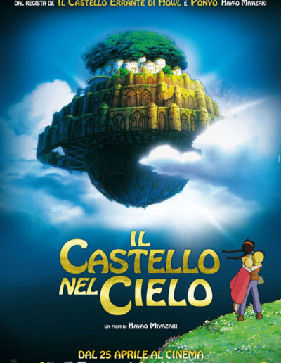 Il Castello nel cielo (2012)  / artwork / Lucky Red
