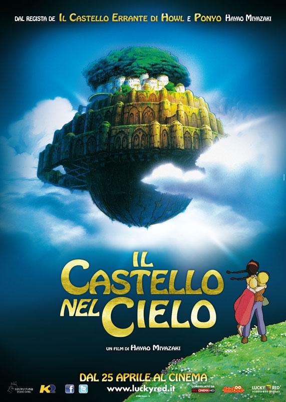 Il Castello nel cielo (2012) Lucky Red