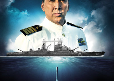 USS Indianapolis (2017) / movie poster / artwork / M2 Pictures