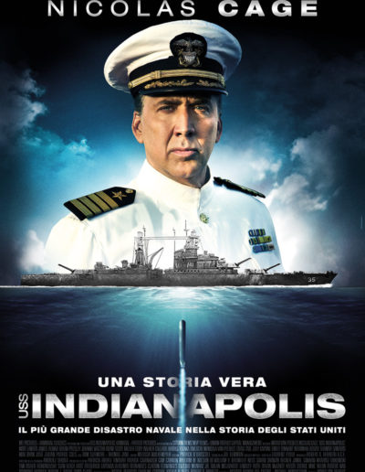 USS Indianapolis (2017) / artwork / M2 Pictures