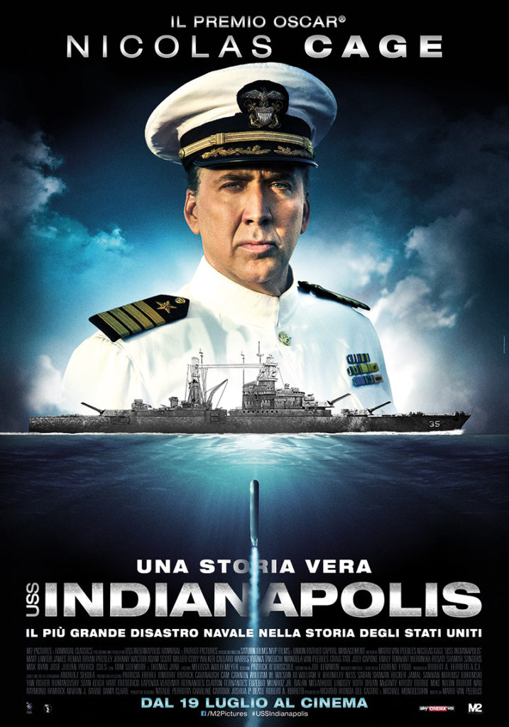 USS Indianapolis (2017) M2 Pictures
