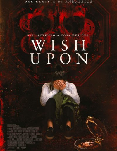 Wish Upon (2017) / localization / Eagle Pictures