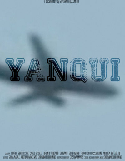 Yanqui (2015) / documentary artwork