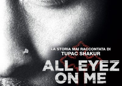 all eyez on me / it movie poster /  localization / M2 Pictures