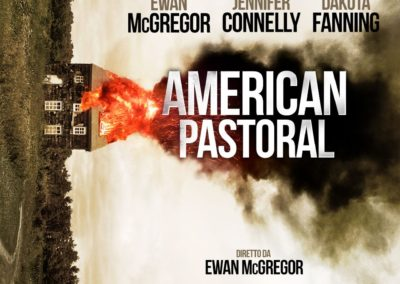 American Pastoral (2016) / it movie poster / artwork / Eagle Pictures