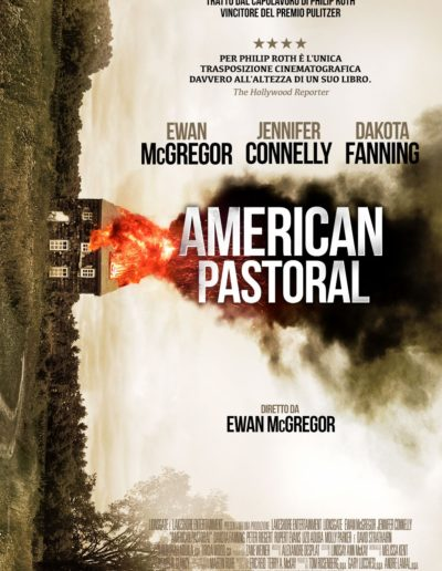 American Pastoral (2016) / Artwork / Eagle Pictures