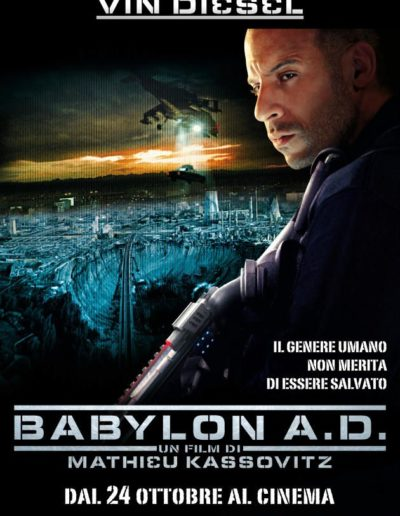 Babylon AD (2008) / artwork / Moviemax