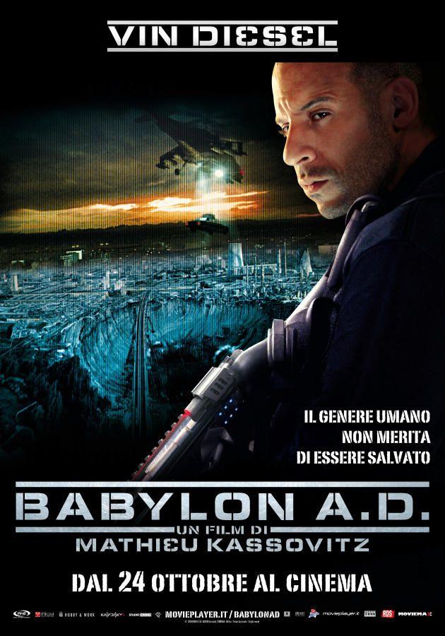 Babylon AD (2008) Moviemax