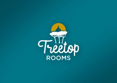 Treetop Rooms b&b / logo design