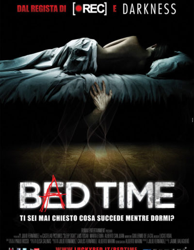 Bed Time (2011) / artwork / Lucky Red