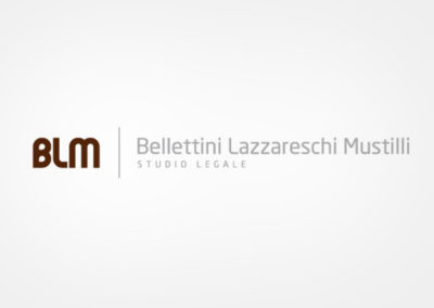 logo & corporate identity / blm studio legale / 2010