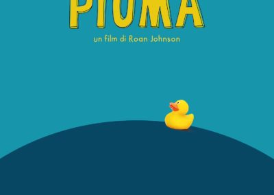 Piuma (2016) / teaser poster / artwork / Lucky Red