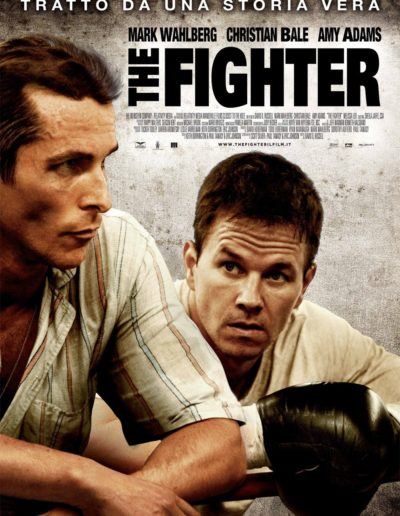 The Fighter (2010) / artwork / Eagle Pictures