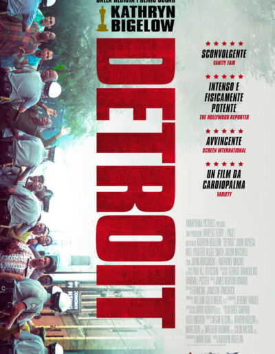 Detroit (2017) / restyling / Eagle Pictures