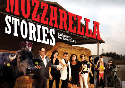 Mozzarella Stories (2011) / movie poster / Eagle Pictures