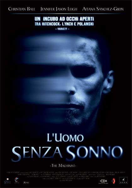 L Uomo senza sonno (2004) Nexo
