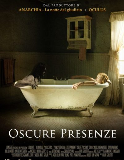 Oscure Presenze (2016) / it movie poster / artwork / M2 Pictures