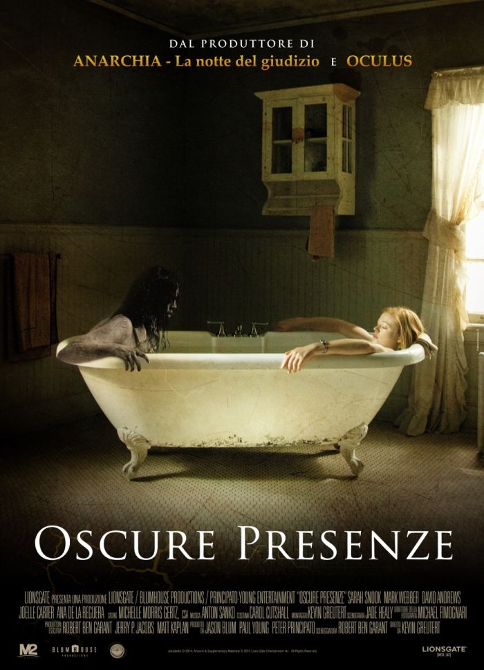 Oscure Presenze (2016) M2 Pictures