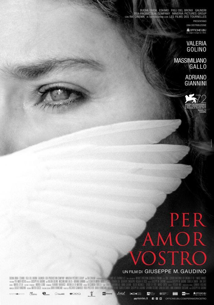 Per Amor Vostro (2015) Officine Ubu