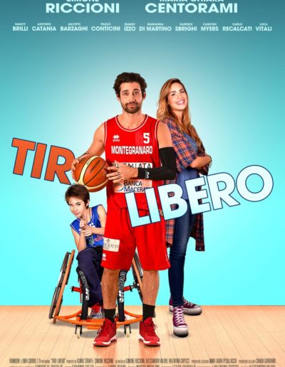 Tiro Libero (2017) / artwork / Eagle Pictures