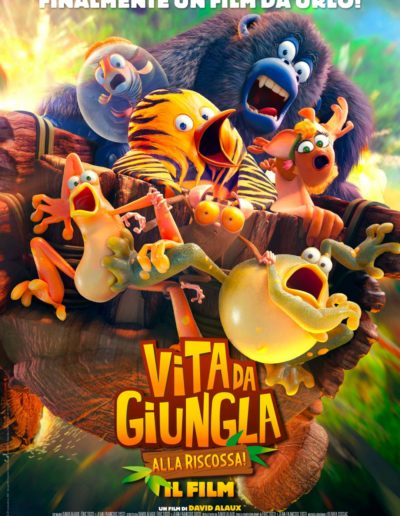 Vita da giungla (2017) / localization / Eagle Pictures