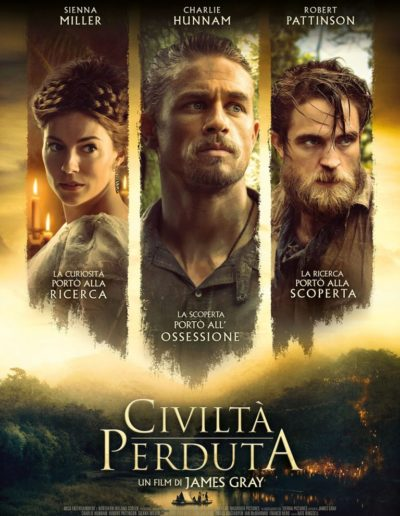 Civiltà Perduta (2017) / restyling / Eagle Pictures