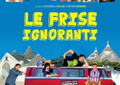 Le frise ignoranti (2015) / artwork / M2 Pictures