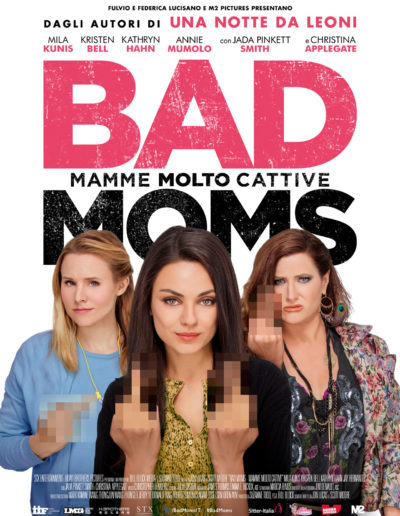 Bad Moms (2016) / Artwork / M2 Pictures